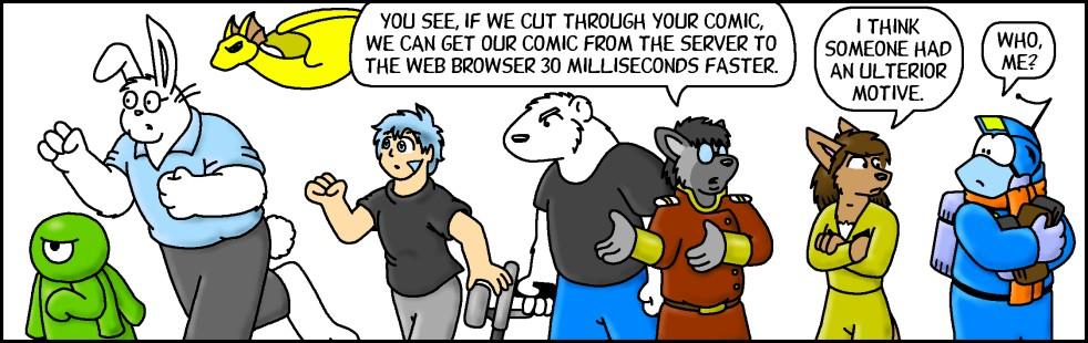 Comic purrsia strip Scene!